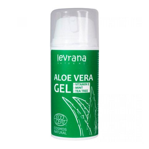 Гель для лица и тела Алоэ Вера, Levrana
