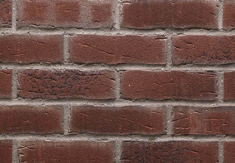 Плитка-клинкер под кирпич Feldhaus Klinker, Sintra, ручная формовка, cerasi aubergine, R664NF14