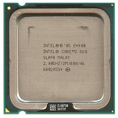 Intel Core2 Duo E4400