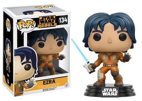 Фигурка Funko POP! Star Wars: Ezra