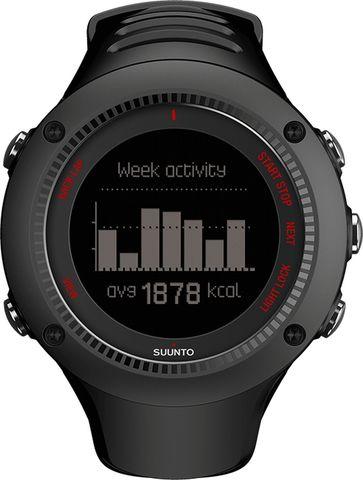 Купить Наручные часы Suunto Ambit3 Run Black HR SS021257000 по доступной цене