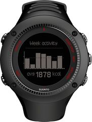 Наручные часы Suunto Ambit3 Run Black HR SS021257000