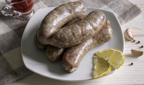 Купаты из свинины и говядины