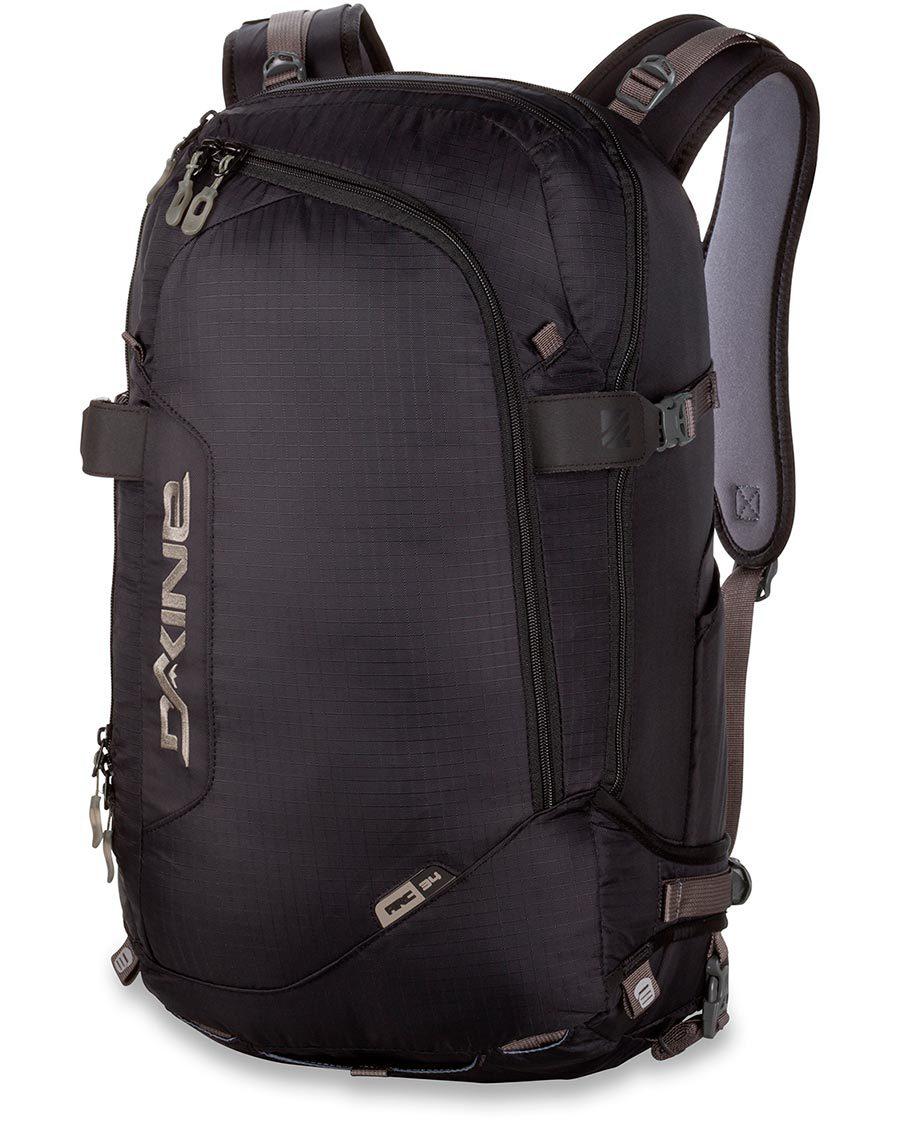 Рюкзаки спортивные мужские Рюкзак для сноуборда Dakine Arc 34L Black 8100201_005_ARC34L_BLACK.jpg