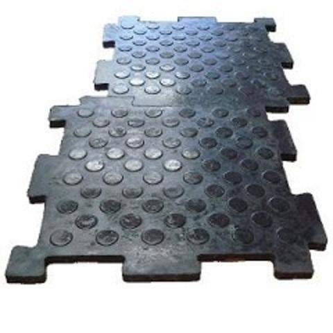 Резина Унидор 20мм, 500х500мм (9005)
