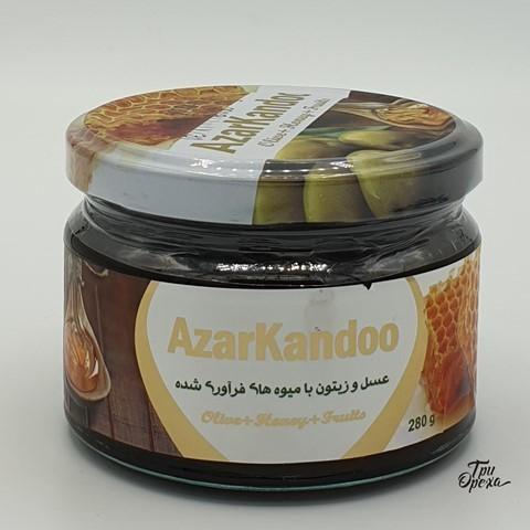 Оливки с медом, 280 гр