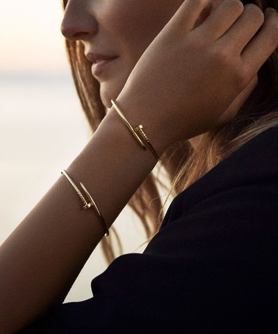 Браслет Cartier Juste un Clou Yellow Gold