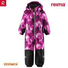 Зимний комбинезон Reima Kiddo Pito 520157B-4835 berry pink