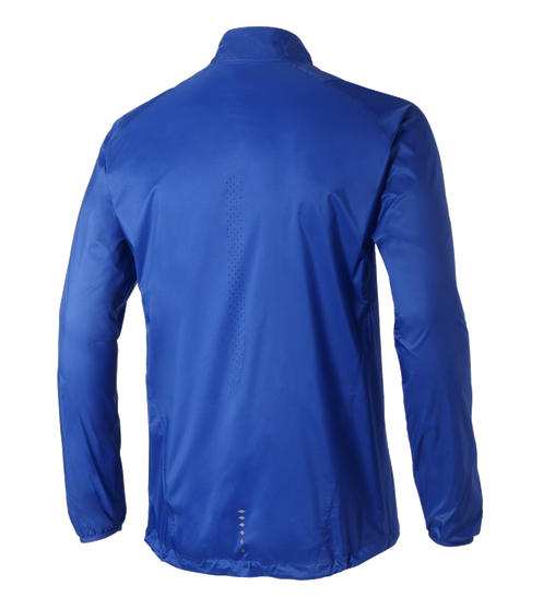Мужская ветровка асикс Woven Jacket blue (121603 8107) фото