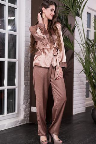 Пижама Eliza 8176 Gold Mia-Amore