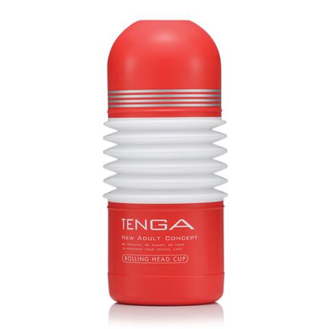 Tenga - Original Rolling Head Cup