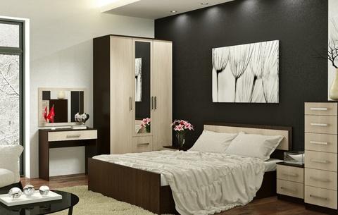 Спальня модульная Фиеста-2 венге