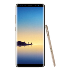 Samsung Galaxy Note 8 Duos 64Gb Желтый топаз