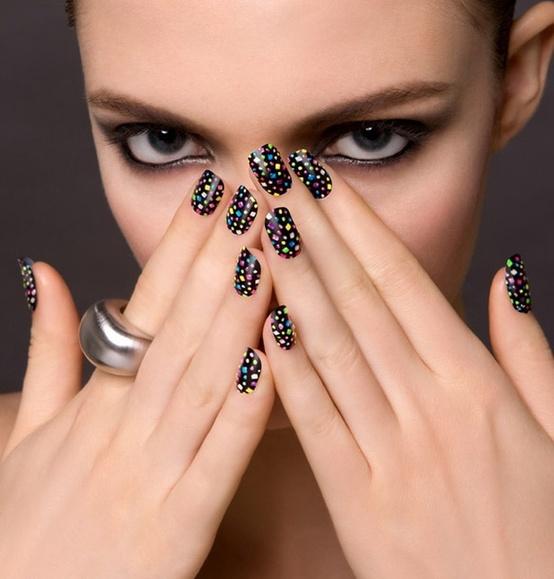Идеальные ногти дома