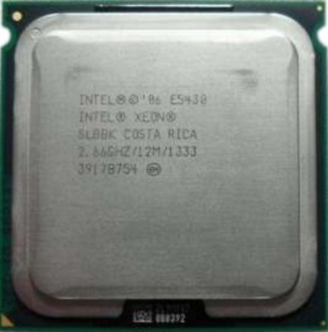 Intel Xeon E5430 Harpertown