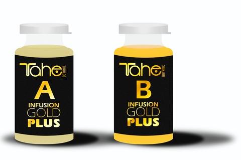 BOTANIC INFUSION GOLD PLUS A+B 2 x 10 ml Масло для интенсивной защиты волос 2 x 10 мл