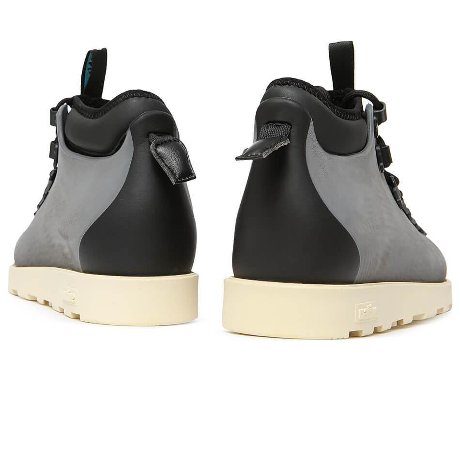 Ботинки Native Fitzsimmons Dublin Grey / Bone White / Block
