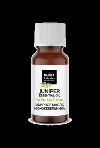 Эфирное масло можжевельника, 10 мл (Natura Botanica)