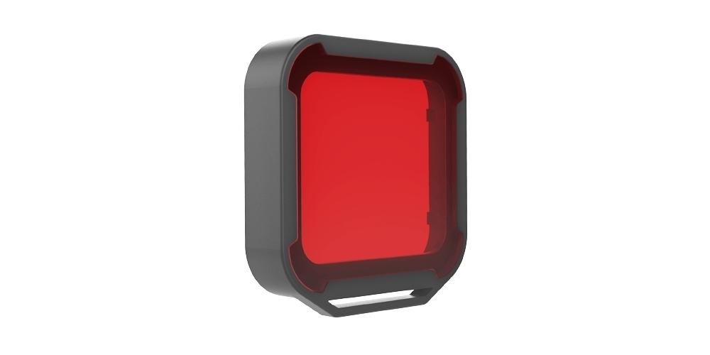Красный фильтр PolarPro Red сбоку