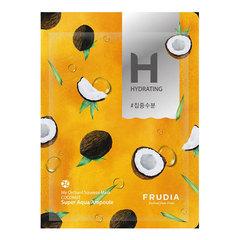 Frudia My Orchard Squeeze Mask Coconut - Маска тканевая увлажняющая с кокосом
