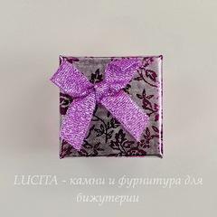 Подарочная коробочка с бантиком