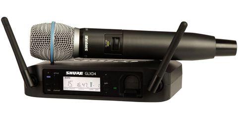 SHURE GLXD24/B87A вокальная радиосистема