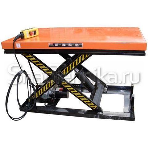 Платформа с электроподъемом Niuli HW 1000l