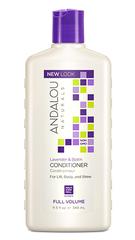 "Кондиционер для объема волос ""Лаванда и биотин"", Andalou Naturals"