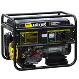 Бензиновый генератор Huter DY9500LX-3 - фотография