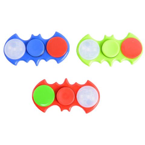 """Спиннер для рук""""Rotating Storm. BatSpin"""", с подсветкой, 24шт/бокс"""