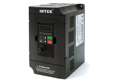 Частотный преобразователь INTEK SPT401A21G (0,4 кВт, 220 В)