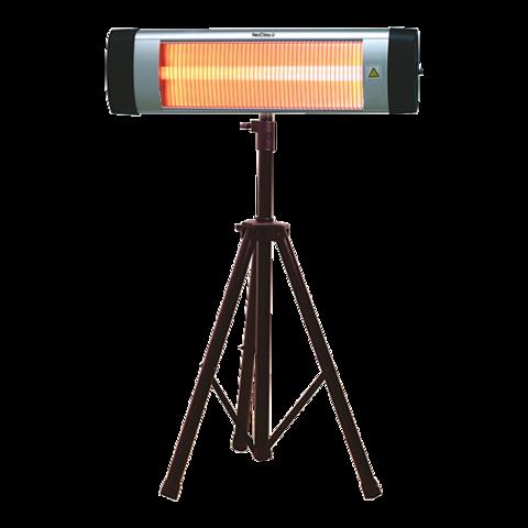 Инфракрасный кварцевый обогреватель NeoClima Shaft-2,0