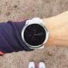 Купить Смарт часы Garmin Vivoactive 3, серебристые с белым ремешком 010-01769-22 по доступной цене