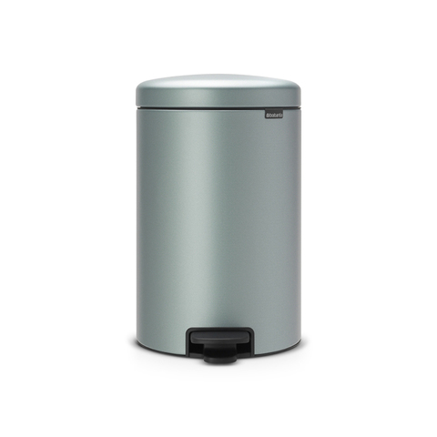 Мусорный бак newicon (20 л), Мятный металлик, арт. 114120 - фото 1
