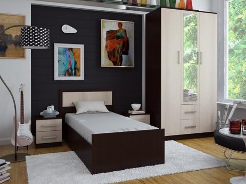 Спальня модульная Фиеста-4 венге