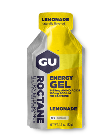 Энергетический гель GU ROCTANE ENERGY GEL Лимонад