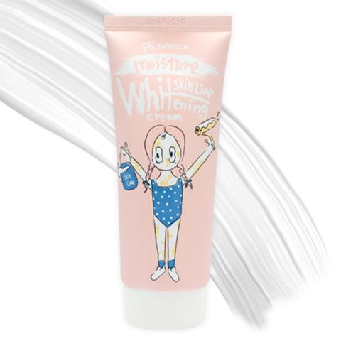 ELIZAVECCA Крем для лица осветляющий Skin Liar Moisture Whitening Cream