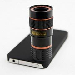 Zoom-объектив для iPhone 4/4S, 5/5s и 6
