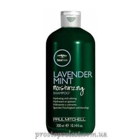 Paul Mitchell Tea Tree + Lavender Care - Шампунь на основе экстракта чайного дерева, лаванды и мяты