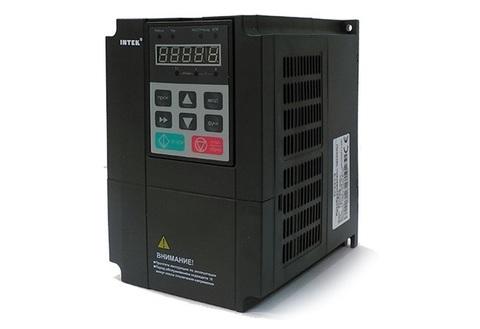 Преобразователь частоты INTEK SPK222A21G (2,2кВт, 220В)