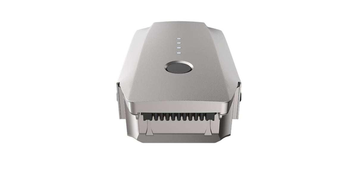 Аккумулятор DJI Li-pol 3S 3830mAh 11.4V для Mavic Platinum (Part1) вид спереди