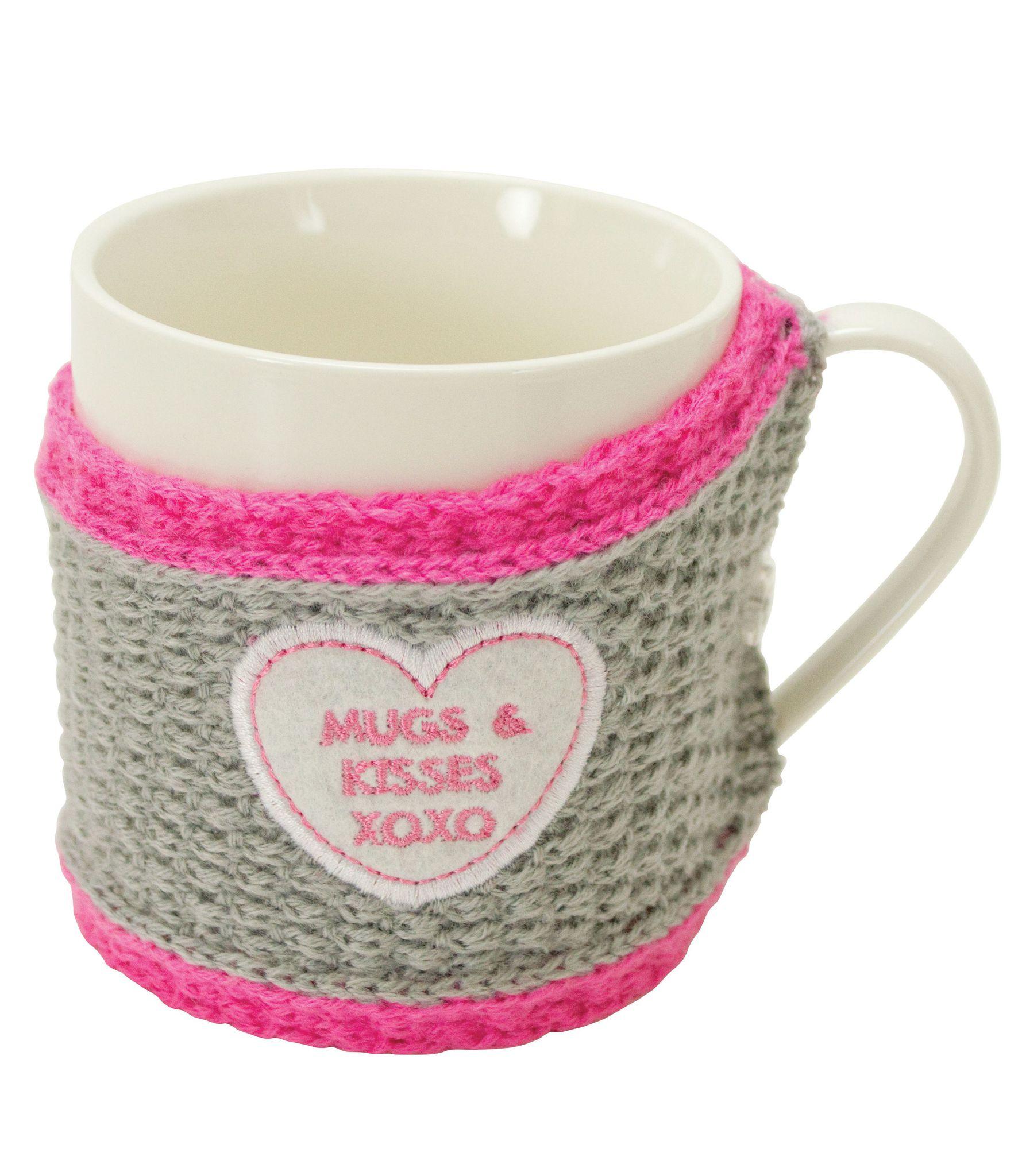 Кружки Кружка в свитере Boston Warehouse Sweater mug Mugs & Kisses kruzhka-v-svitere-boston-warehouse-sweater-mug-mugs-kisses-ssha-kitay.jpg