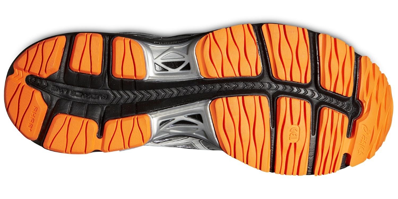 Мужские беговые кроссовки Asics Gel-Cumulus 17 (T5D3N 0193) серые фото