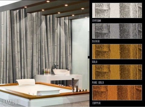 Панно Italreflexes Macro Bamboo 011 Slate, интернет магазин Волео
