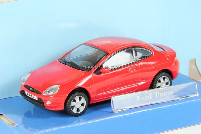 e77537ca19e Ford Puma red Cararama 1:43 – buy in online shop, price, order online
