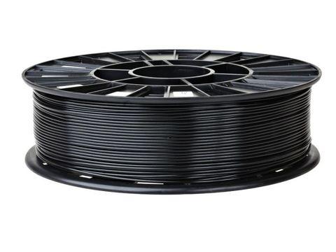 Пластик ABS REC 1.75 мм 750г., черный