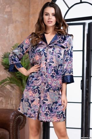 b36c592a4cea4 Шелковые туники - купить шелковую тунику, платье для дома в интернет ...