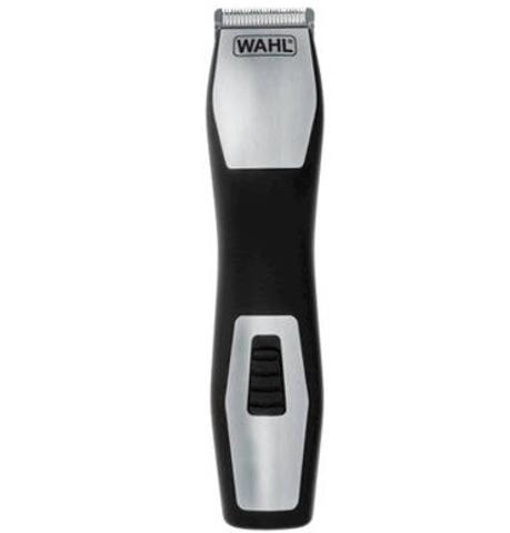 Триммер WAHL GroomsMan Pro 9855-1216, черный/серебристый