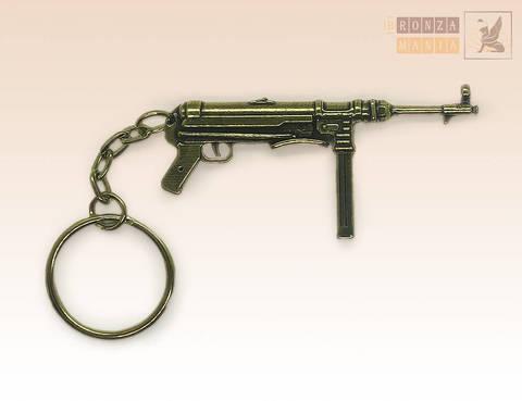 брелок Автомат МР-40 (Пистолет-пулемёт)