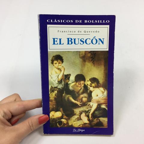 Книга Франсиско де Кеведо El Buscón